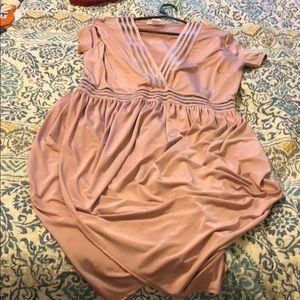Dresses & Skirts - Pink sexy dress